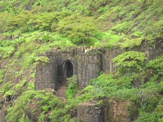 Sinhagad Fort Pune