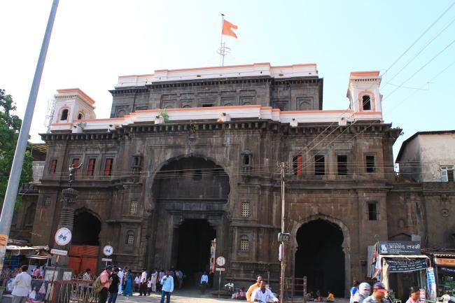 Bhavani Mandap Kolhapur