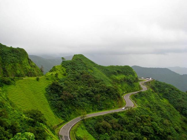 Gaganbawda Ghats Kolhapur