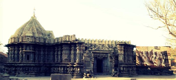 Kopeshwar Temple Kolhapur