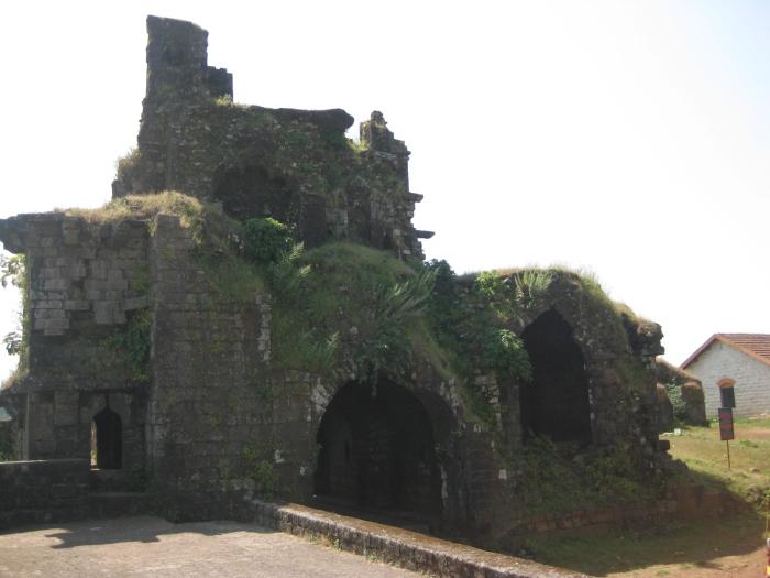 Panhala Fort Kolhapur
