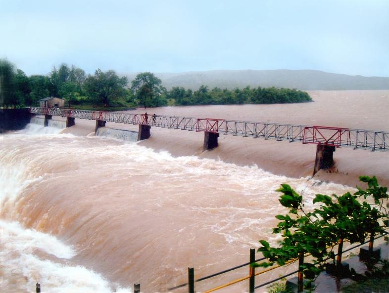Radhanagari Dam Kolhapur