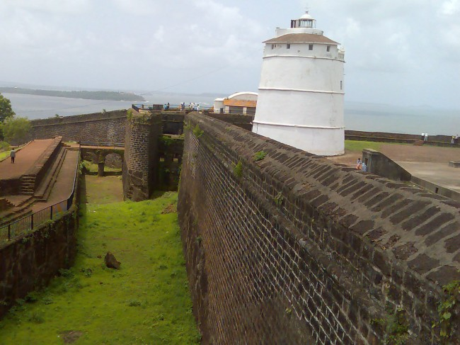 Aguada Fort Goa