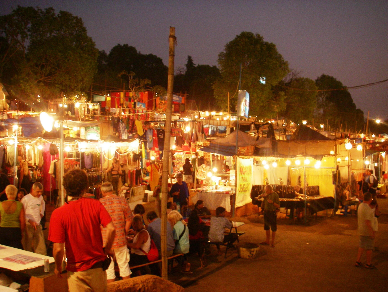 Ingo S Night Market Goa A Symbol Vibrancy And Liveliness