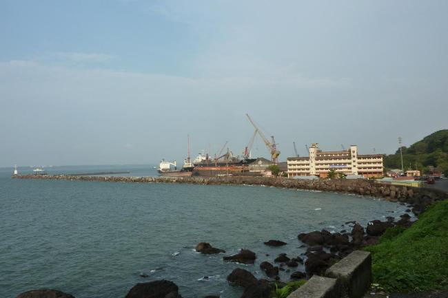 Mormugao Harbour Goa