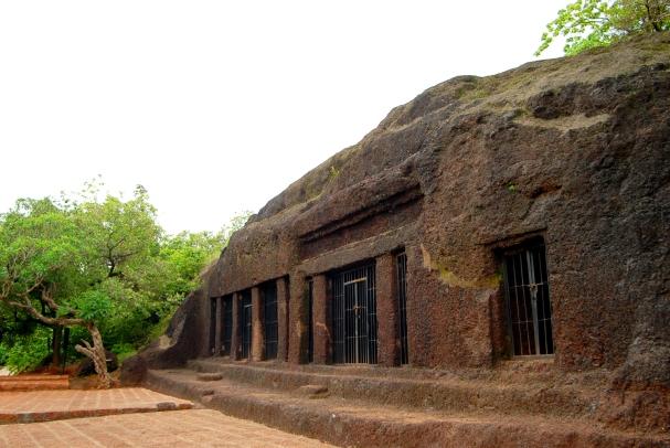Arvalem Caves Goa