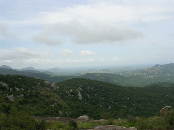 Horsley Hills Tirupati