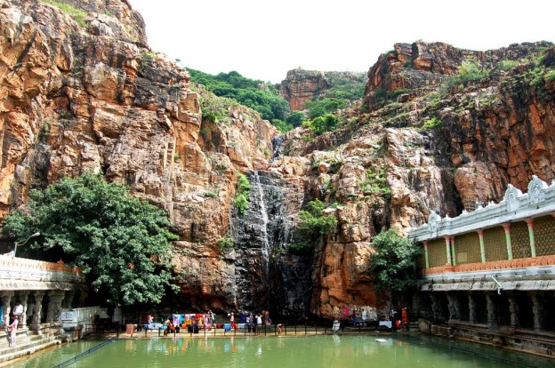 Kapila Theertham Waterfalls Tirupati