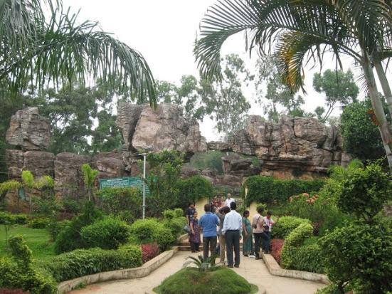 Rock Gardens Tirupati