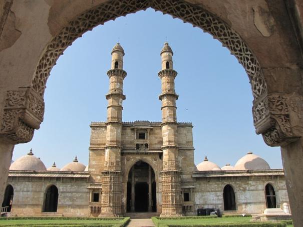Champaner-Pavagadh Archaeological Park Vadodara