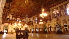 Inside View Of Lakshmi Vilas Palace Vadodara