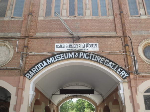 Vadodara museum & Picture Gallery
