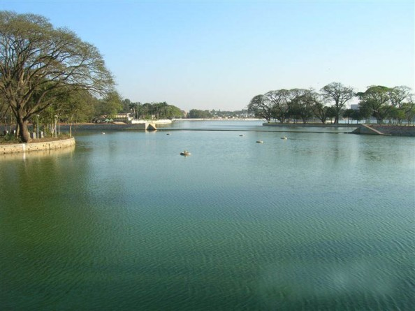 Hesaraghatta Lake Bangalore