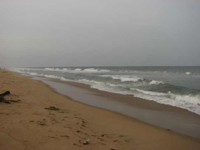 Chennai Golden Beach