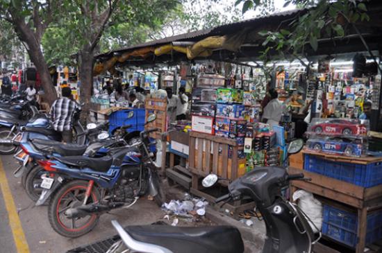 Burma Bazaar Chennai