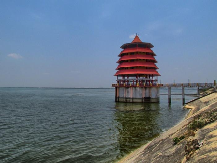 Chembarambakkam Lake Chennai