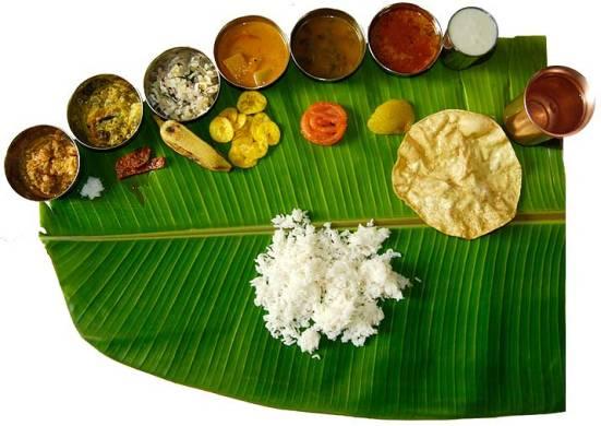 Famous Virundhu Sappadu Dish Chennai