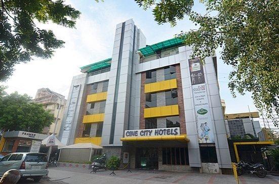 Cine City Hotel Chennai