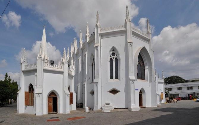St. Thomas Basilica Chennai