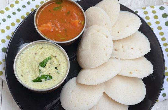 Chennai Idli Sambar