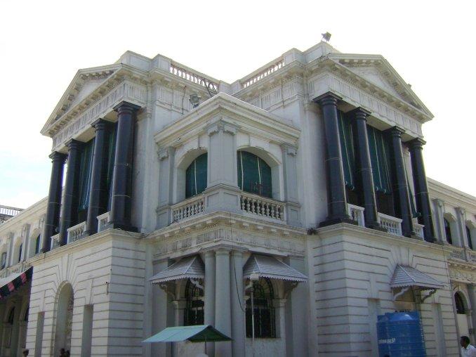 Fort St George Chennai