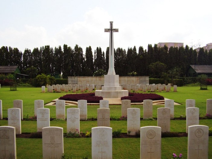Madras War Cemetery Chennai