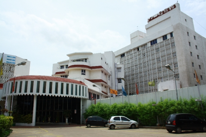 The Ambassador Pallava Hotel Chennai