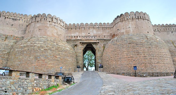 Kumbhalgarh Fort Entrance Gate
