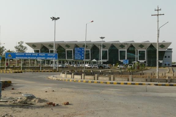 Maharana Pratap Airport in Udaipur
