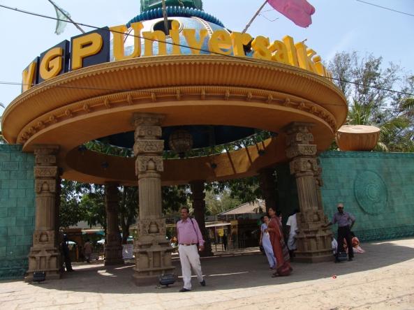VGP Universal Kingdom Chennai