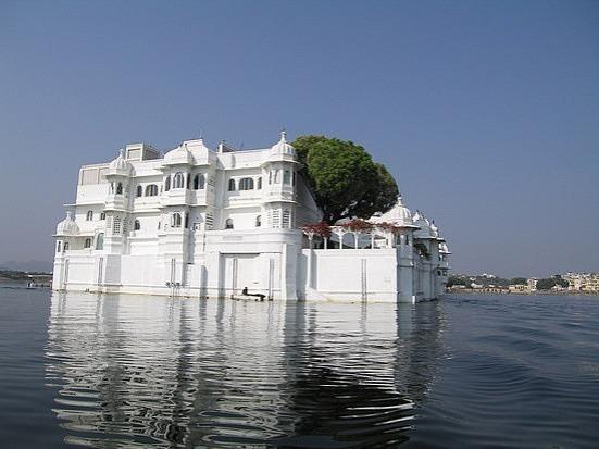 Jag Niwas or Lake Palace