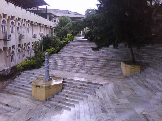 A View of Srimanta Sankardev Kalakshetra