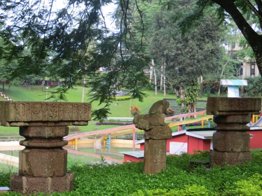 Garden View At Chitralekha Udyan Assam