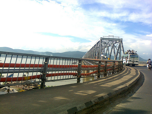 Saraighat Bridge Assam