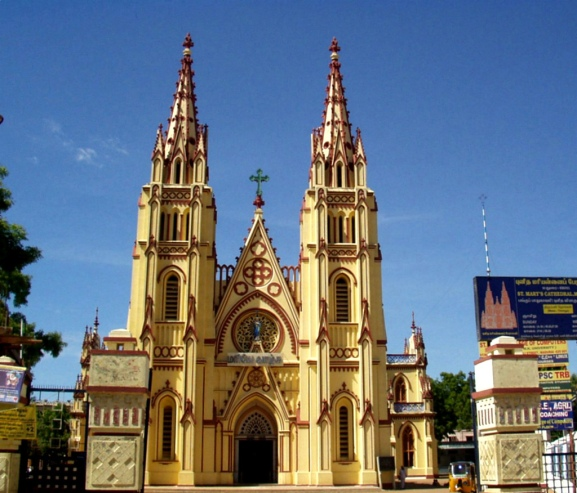 St. Mary's Cathedral Church Madurai