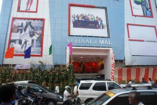 Vishal De Mall Madurai