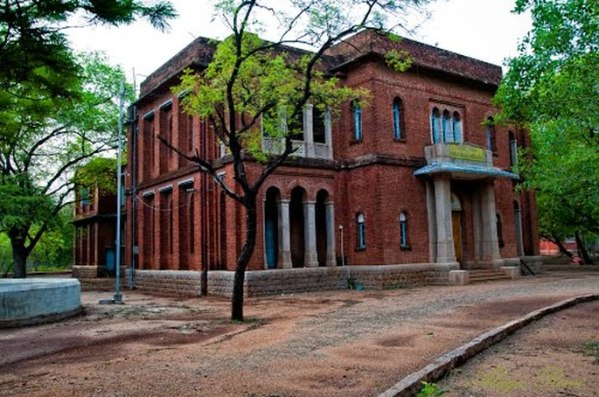 Daniel Poor Memorial Library Madurai