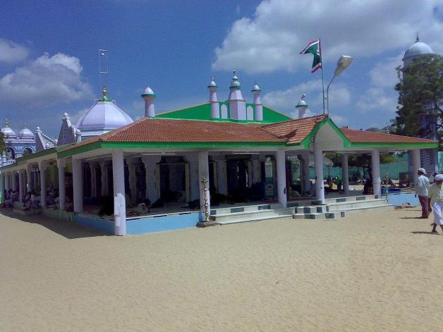 Goripalayam Mosque Madurai