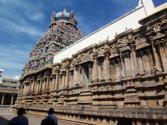 Koodal Alagar Temple Madurai