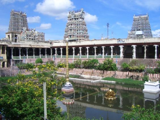 Sri Meenakshi Amman Temple, Madurai