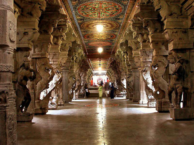 In the Abode of the Gods – Sri Meenakshi Amman Temple ...