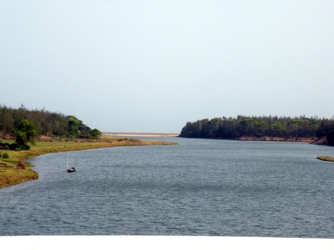 Daya River Puri