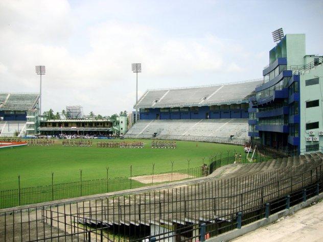 Barabati Stadium, puri