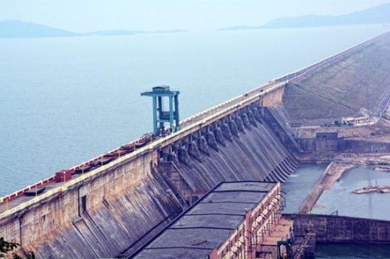 Hirakud Dam Puri