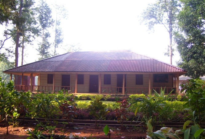 Wooden Cottage Belghar