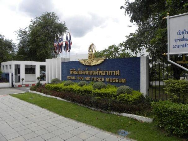 Royal Thai Air Force Museum Bangkok