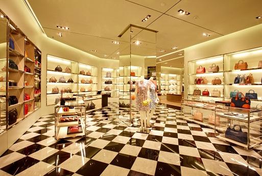 Siam Paragon Bangkok Prada Store