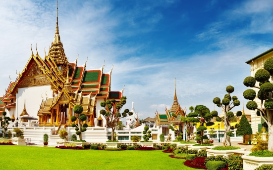Amazing VIew of Grand Palace