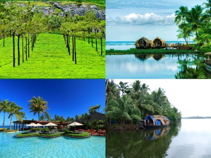 Tourist Attraction Of Kerala