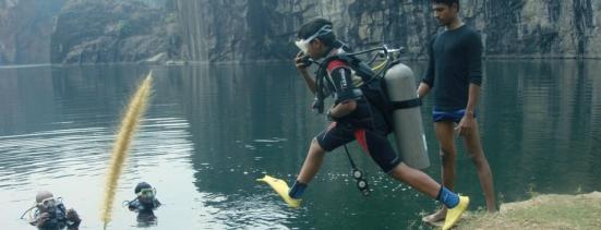 Scuba Diving In Kochi